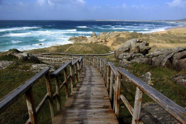 mejores playas coruna