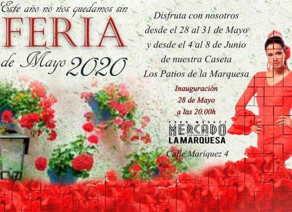 Feria de Córdoba 2020, vivela en Los Patios de la Marquesa desde el 28 de Mayo