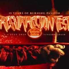 El Resurrection Fest Estrella Galicia se aplaza a 2021