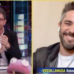 Polémica en las redes tras la pregunta de Pablo Motos a Roberto Leal