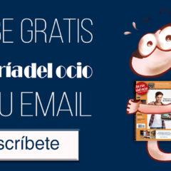 Recibe gratis la ría del ocio en tu email