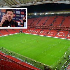 La apuesta de Simeone para jugar contra el Athletic