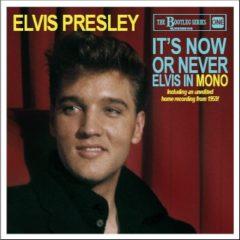 Música de nuestras Vidas´ hoy Elvis Presley y tema elegido `It´s Now o Never´