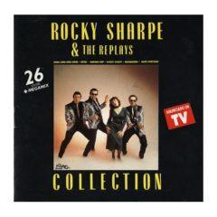 `Música de nuestras Vidas´ hoy Rocky Sharpe & The Replays Y `Rock & Roll y Rockabilly´