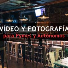 VisualesGO! Servicio de Vídeo para Pymes y Autónomos