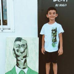 Art for Dent. Proyecto artístico y solidario para Hugo Yáñez