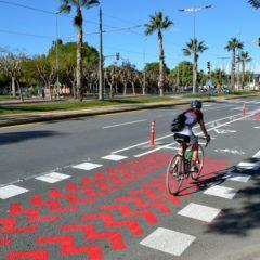 Murcia contará con 21 kilómetros de bicivías