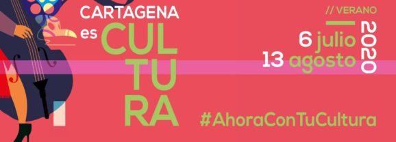 'Cartagena es cultura' programa de verano