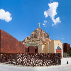 Los restos romanos del Centro de Visitantes de Monteagudo serán restaurados y musealizados