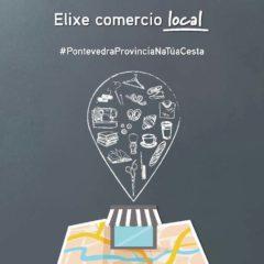 Elige el comercio local en la provincia de Pontevedra
