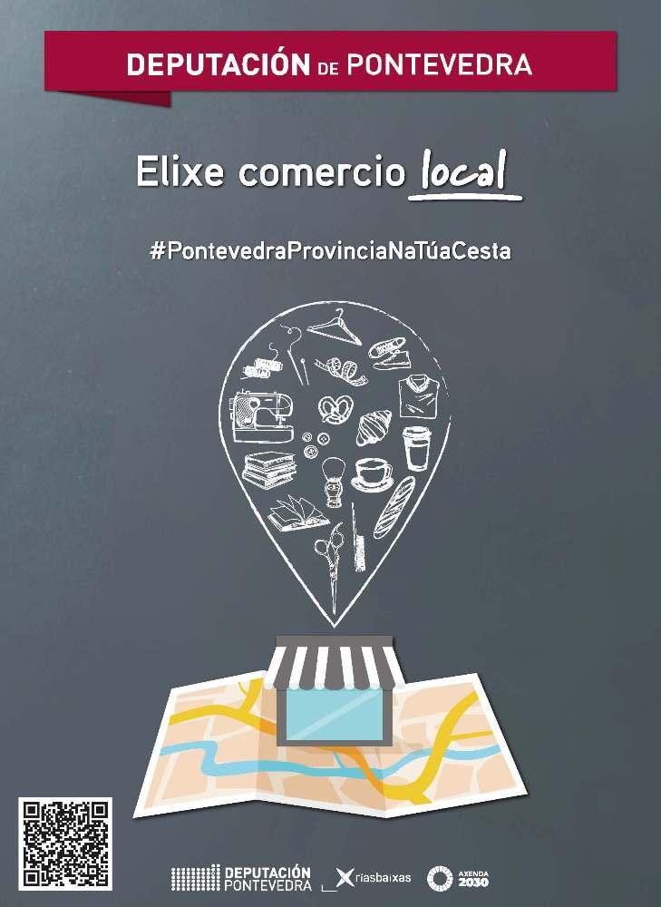 Comercio local Pontevedra