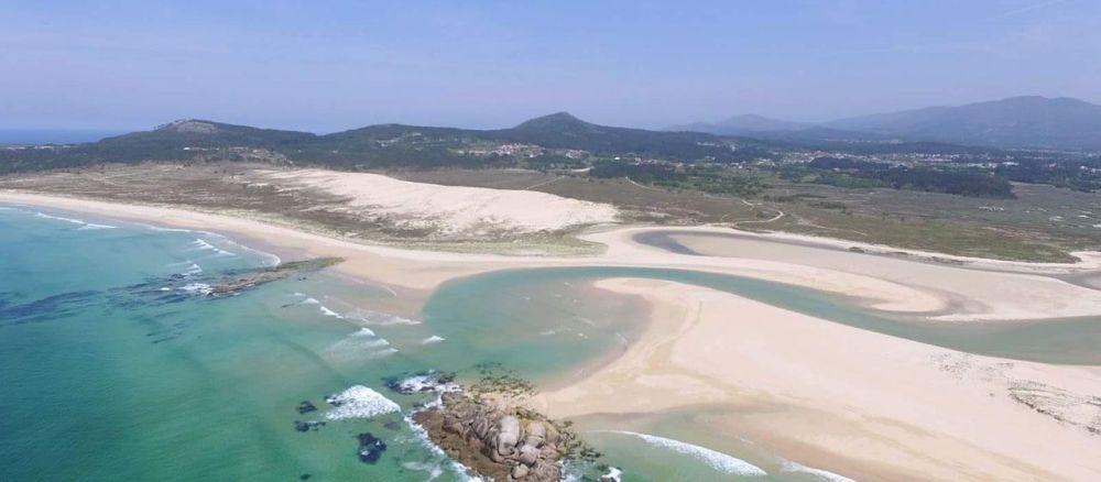 Playa de Corrubedo