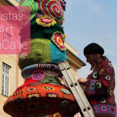 Convocatoria #ArtistasCreArtenlaCalle