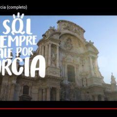 """""""El Sol siempre sale por Murcia"""" la nueva campaña de Turismo"""