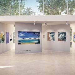 El mar en las colecciones de ABANCA y Afundación, exposición virtual