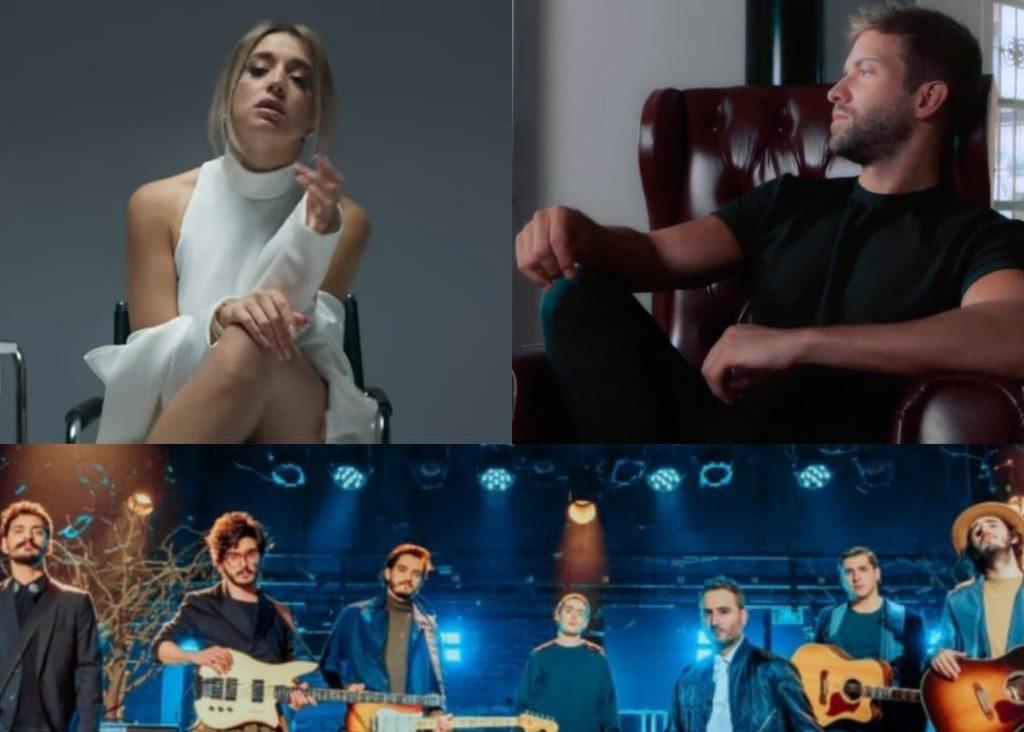 Nuevos temas de este fin de semana: Lola Índigo, Reik, Morat, Pablo Alborán y Camilo