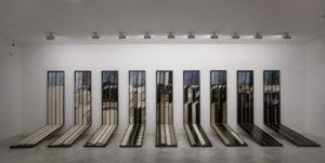 José Ramón Sierra, Diez paisajes de tormenta, 1974. Colección del Centro Andaluz de Arte Contemporáneo, Junta de Andalucía