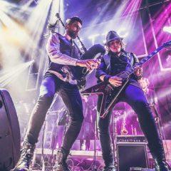 MITIC el Espectáculo, concierto en Baiona