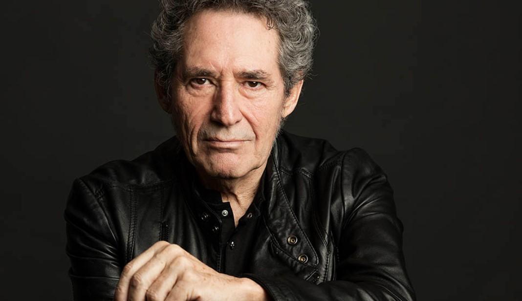 Miguel Ríos presenta 'El blues de la tercera edad'