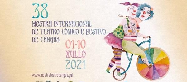 Regresa la Mostra de Teatro Cómico e Festivo de Cangas