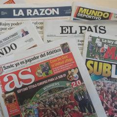 Periódicos y revistas en los locales de hostelería y ocio ¿se puede?
