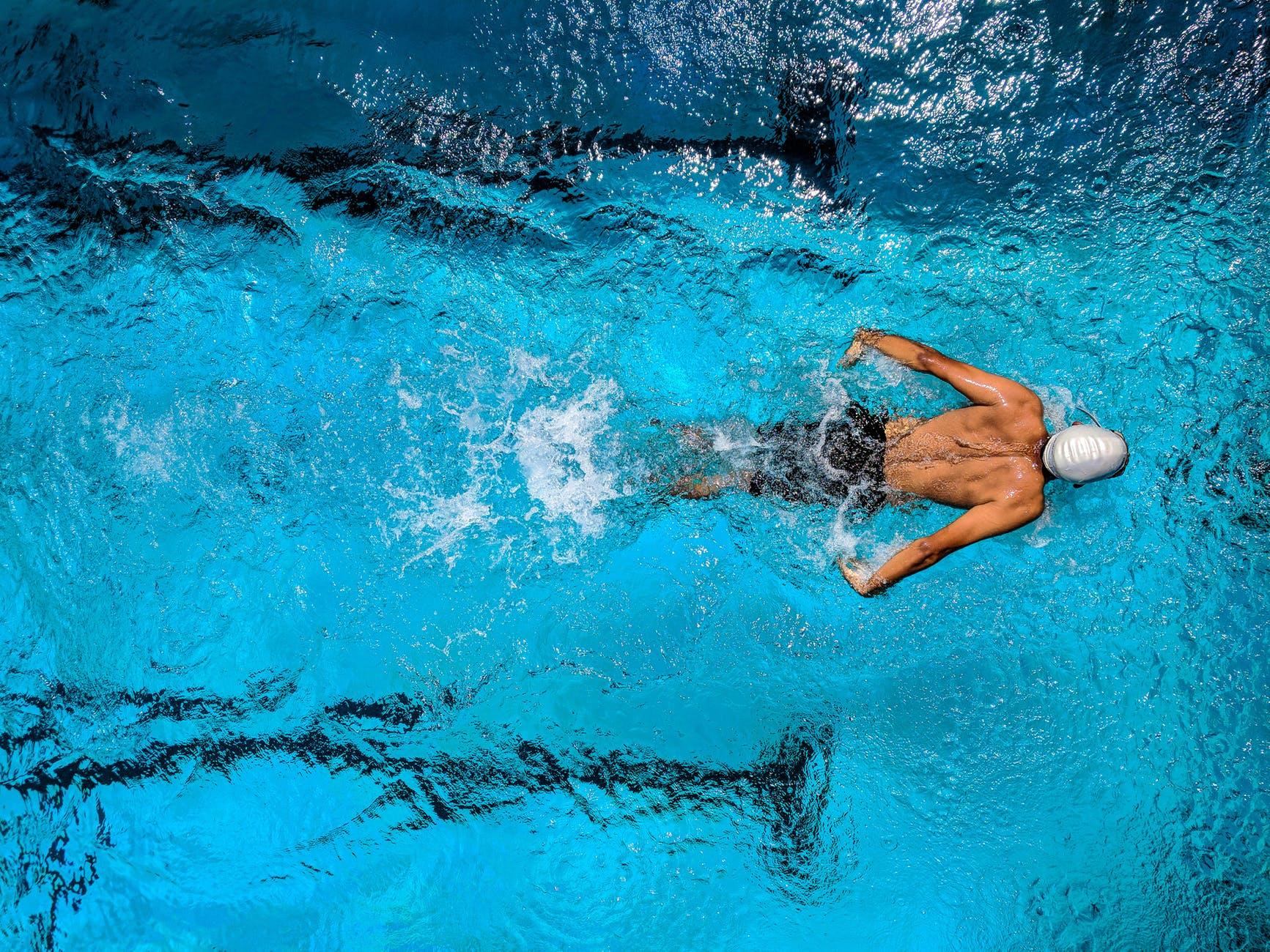 Las piscinas abren en Burgos en la Fase 2