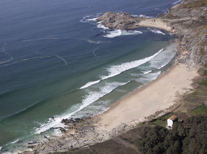 Playa de Area Longa Porto do Son