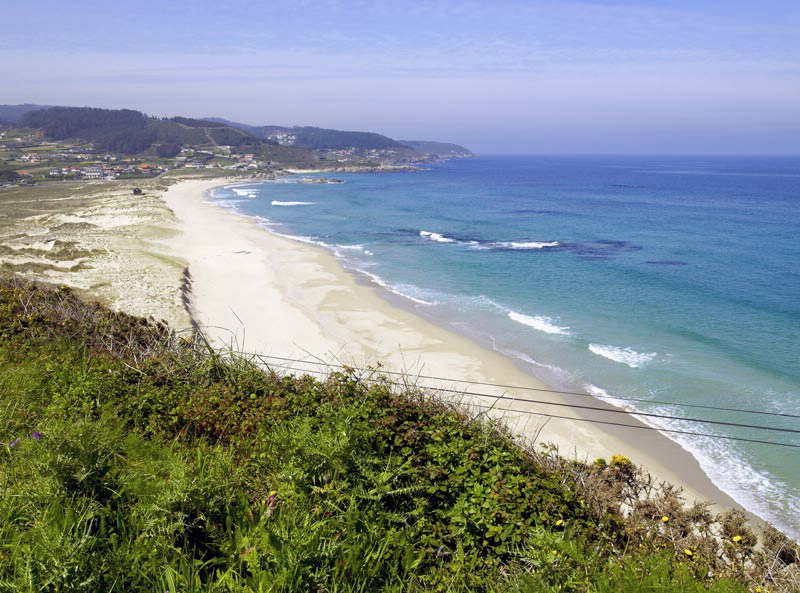 Playa de Barranan Arteixo