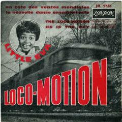 `Música de nuestras Vidas´ hoy Little Eva y su tema `Loco Motion´