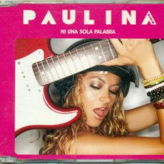 `Música de nuestras Vidas´ hoy Paulina Rubio Y `Ni una sola palabra´