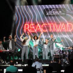 El sábado se celebró en Murcia 'Reactivados' el primer concierto con público
