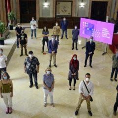 Los 16 primeros Reactivos de la cultura murciana
