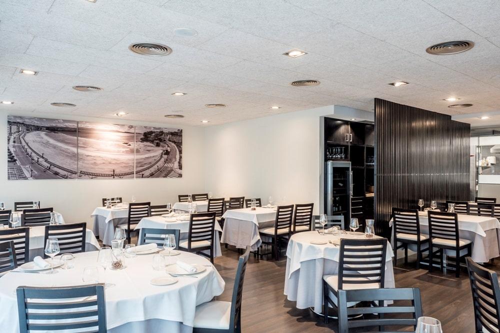 Restaurante Sabino Sanxenxo