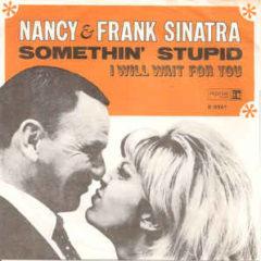 `Música de nuestras Vidas´ hoy Nancy Sinatra   y su tema `Something Stupid´