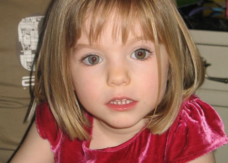 Se investiga a un nuevo sospechoso en el caso de la desaparición de Madeleine McCann