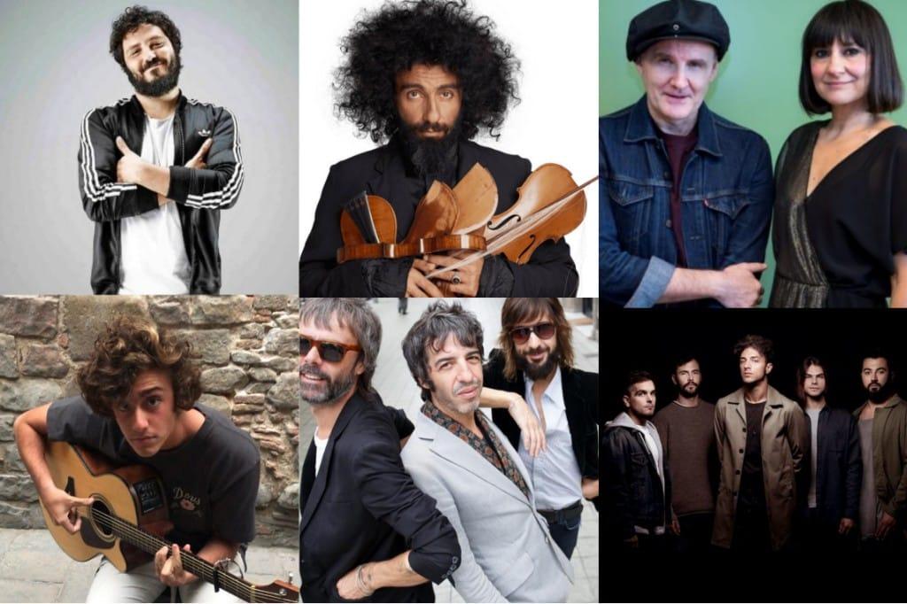 Ciclo de conciertos 'Viva Las Vida' en Burgos