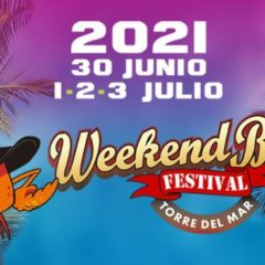 El Weekend Beach Festival, a 2021