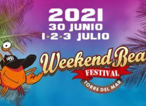 El Weekend Beach Festival, a 2021