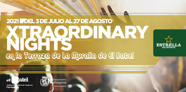 Programación de Xtraordinary Nights en El Batel