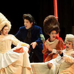 Allegro Vivace en Gran Teatre del Liceu en Barcelona