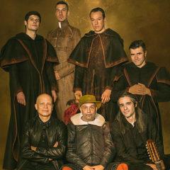 Andanzas y entremeses de Juan Rana en Antigua Universidad Renacentista en Ciudad Real