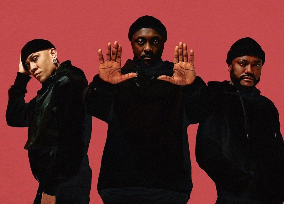 Nuevo trabajo Black Eyed Peas