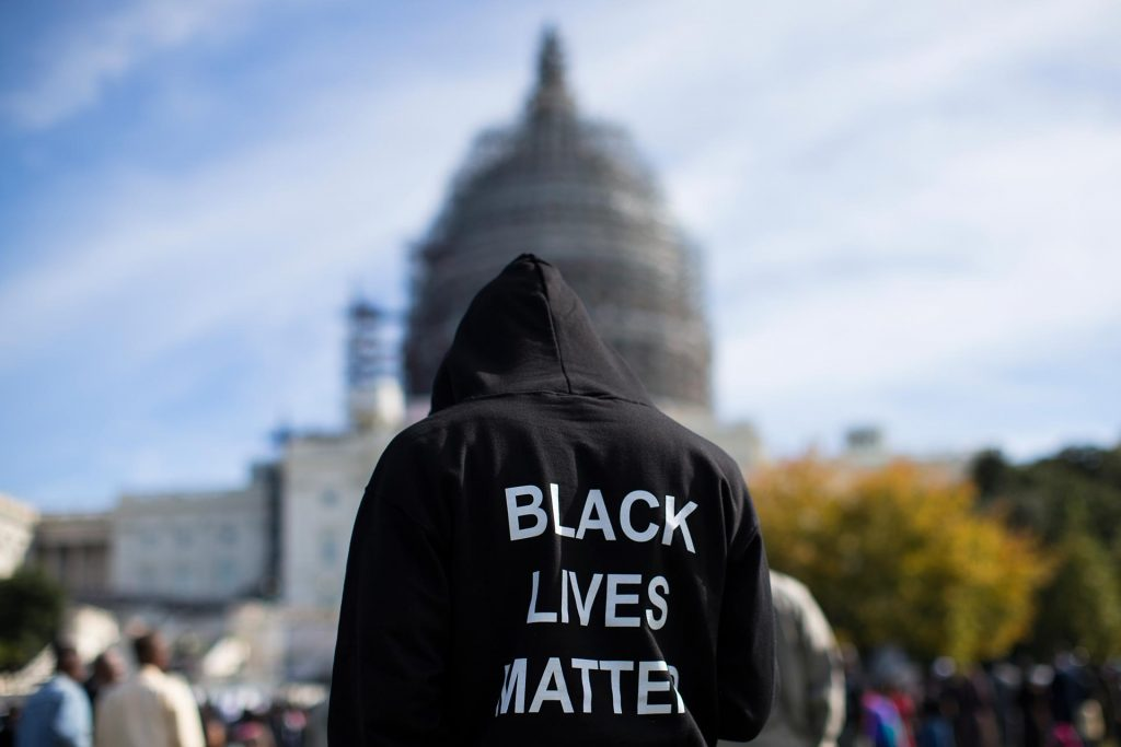 reactivado el movimiento Black Lives Matter