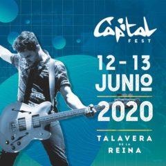 Concierto de Capital Fest 2020 en Recinto Capital Fest en Toledo