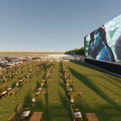 El autocine más grande de Europa abrirá sus puertas esta semana en Alicante