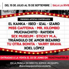 Concierto de Crew Nation presenta… en La Riviera en Madrid
