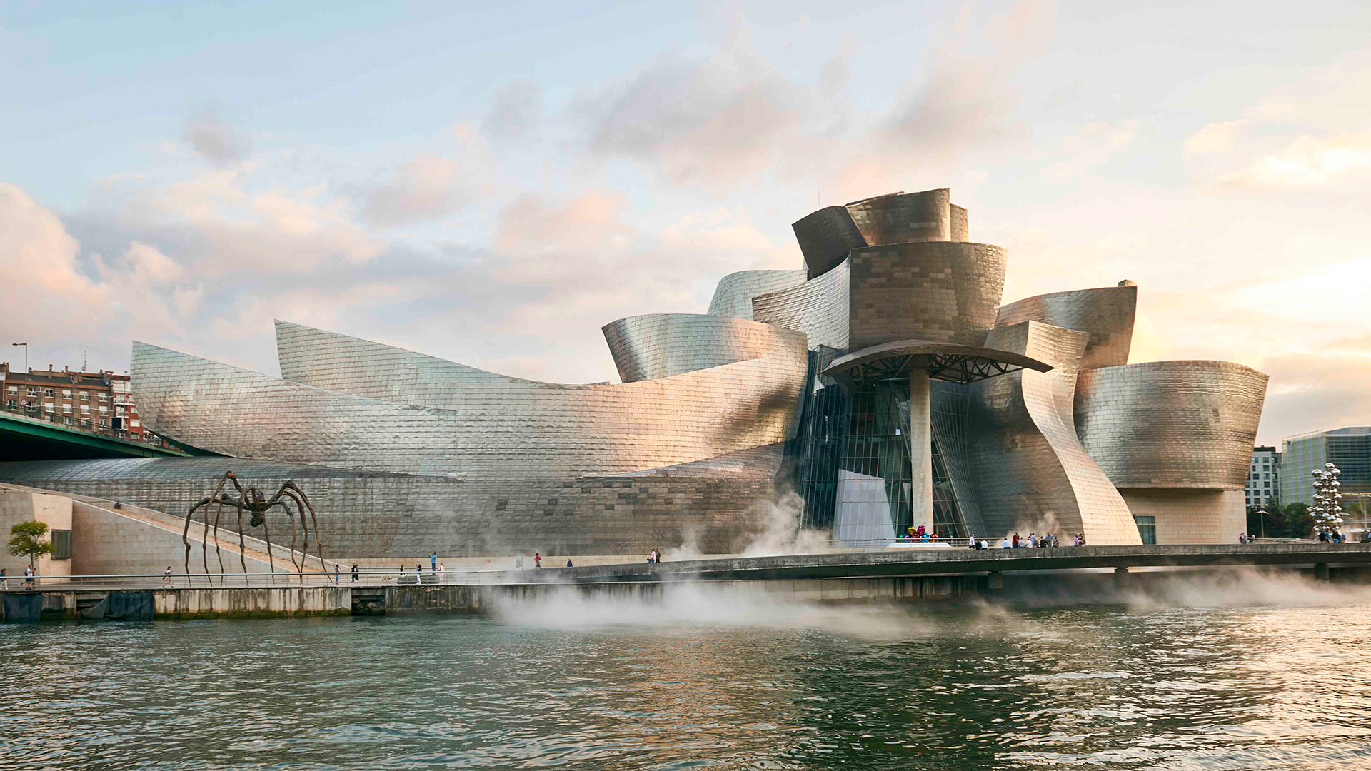 El Museo Guggenheim reabre sus puertas