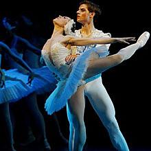 El Lago de los Cisnes (Ballet del Teatro Nacional de Praga) en Gran Teatre del Liceu en Barcelona