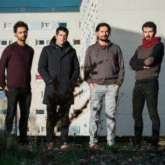 Concierto de Els Amics de les Arts en Guixols Arena en Girona