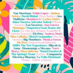 Concierto de Fes Pedralbes 2020 en Jardins Palau Reial Pedralbes en Barcelona